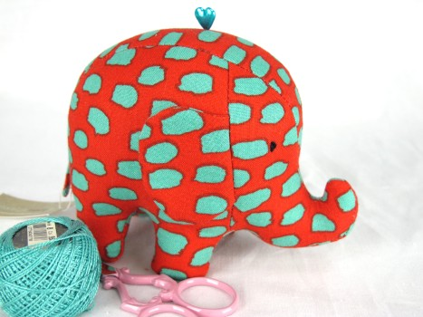Ellie.coralbluespots.1A